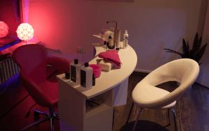 Nagelpflege mit Lac Sensation von Alessandro™