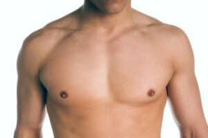 brustmuskeln mann