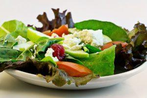 Salat, Frisch