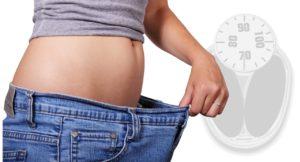 Abnehmen, Gewicht-verlust